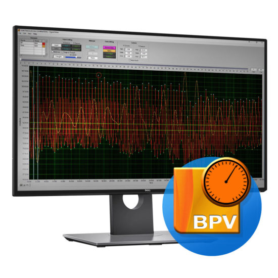 bpv software screen