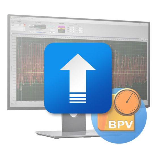 bpv software screen upgrade
