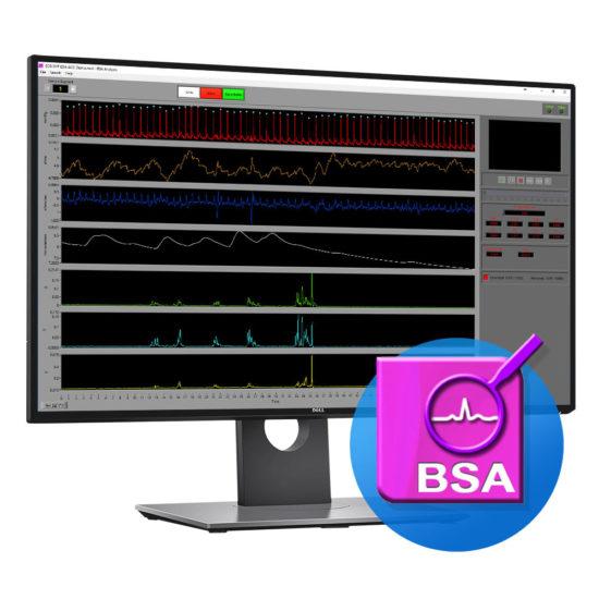 bsa software screen