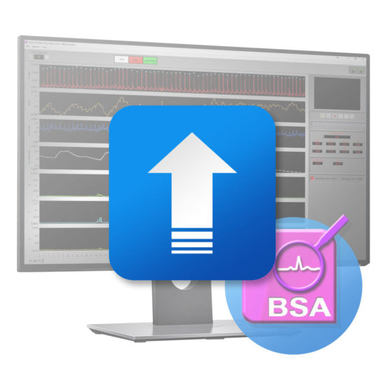 bsa software screen